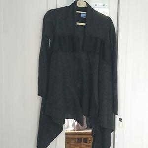 Simply Vera Wang wrap cardigan, size XS